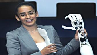 La Dra. Iztel Flores Luna presentó el sistema en un evento de la OMS
